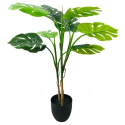 Artificial Monstera Tree 100cm