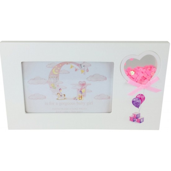 Girl Printed Picture Frames