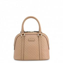 Gucci - Hard Shell Shoulder Bag Brown