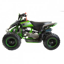 Z20 500W KIDS ELECTRIC ATV QUAD BIKE - GREEN