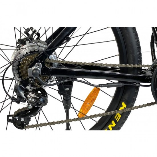 """Z6 21-SPEED ULTIMATE EDITION ELECTRIC MOUNTAIN BIKE 26"""""""