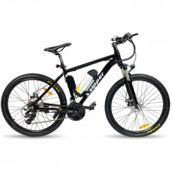 Z6 21-SPEED ULTIMATE EDITION ELECTRIC MOUNTAIN BIKE 26""