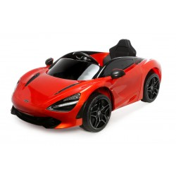 McLaren 720S 12V Licensed Ride On Car Orange