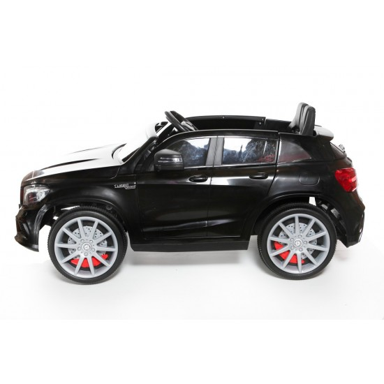 12V Licensed Mercedes GLA Ride On Car Black