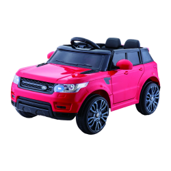 Battery Powered - 12V Red Range Rover Style Ride On Car