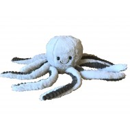 Octopus Doorstop - Light Grey