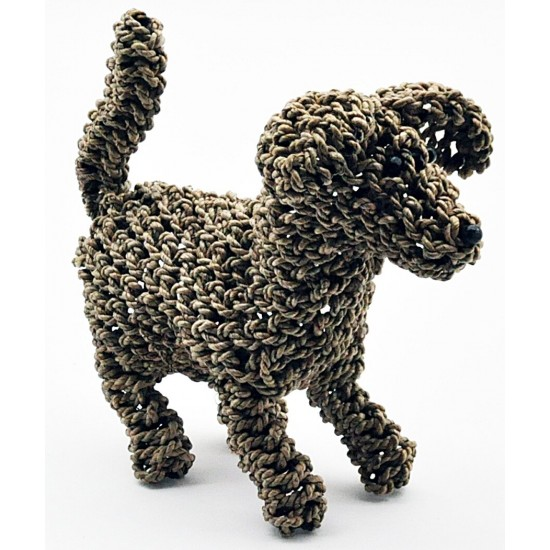Seagrass Standing Dog