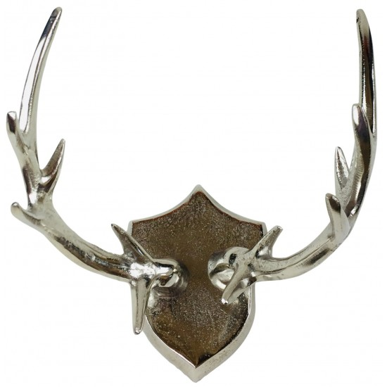 Stag Antlers Wall Decor 24cm