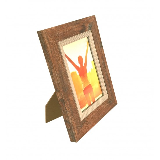 Wooden Photo Frame Natural 10 X 15