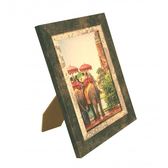 Wooden Photo Frame Marble 13 X 18